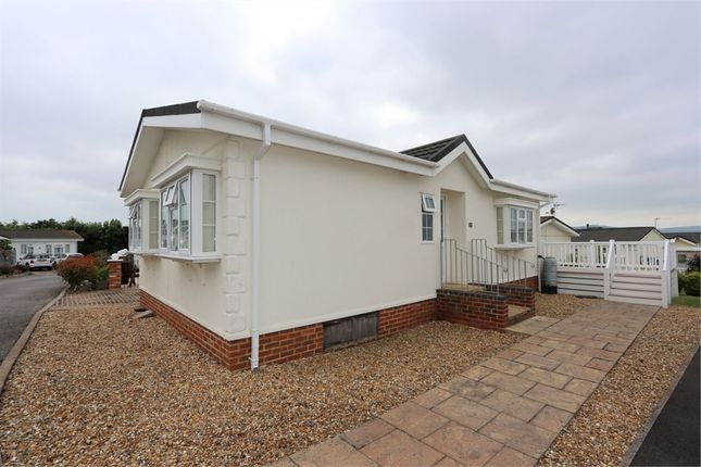 Thumbnail Mobile/park home for sale in Eastbourne Heights, Oak Tree Lane, Eastbourne