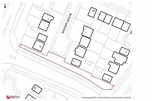 Land for sale in Lysander Road/Farnborough Drive, Meir Park, Stoke-On-Trent