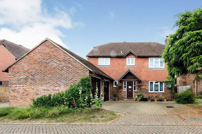 Thumbnail Detached house for sale in Newing Close, Littlebourne, Canterbury, Kent