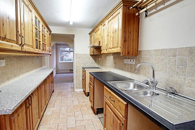 Thumbnail Terraced house to rent in York Road, Stevenage