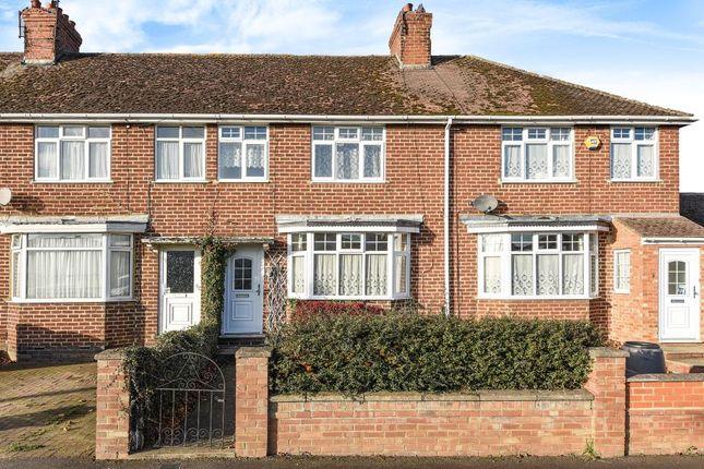 Thumbnail Terraced house to rent in Ruscote Avenue, Banbury