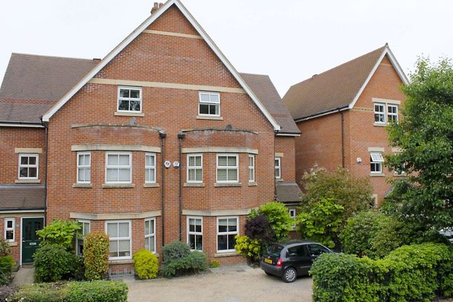 Thumbnail Town house to rent in Frenchay Road, Oxford