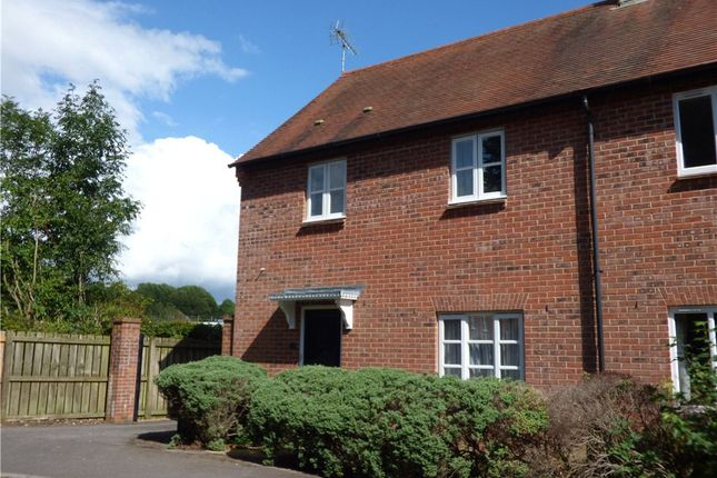 Thumbnail Semi-detached house to rent in Deverel Road, Charlton Down, Dorchester, Dorset