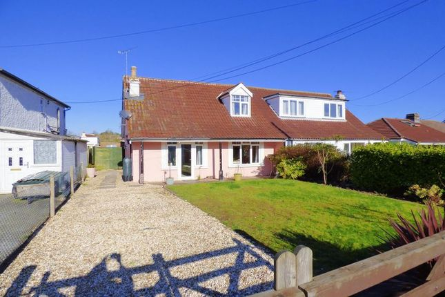Thumbnail Semi-detached house for sale in Willow Close, St Georges, Weston-Super-Mare
