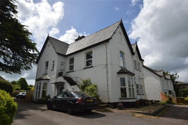 Thumbnail Flat to rent in Beech House, Exeter Road, Honiton, Devon