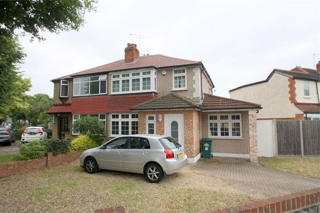 3 bed semi-detached house to rent in Kingston Road, Staines-Upon-Thames, Surrey