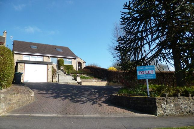 Thumbnail Bungalow to rent in 2 Northwood Lane, Darley Dale, Derbyshire