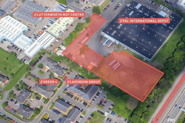Thumbnail Industrial to let in Unit 2d, Tungsten Park, Bilton Way, Lutterworth