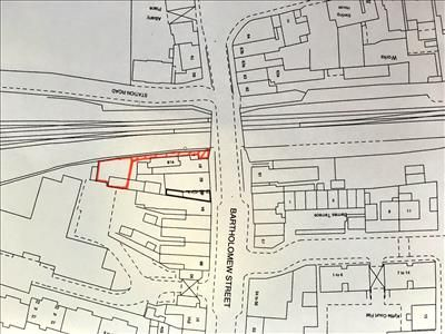 Thumbnail Land for sale in Rear Land, 81 Bartholomew Street, Newbury