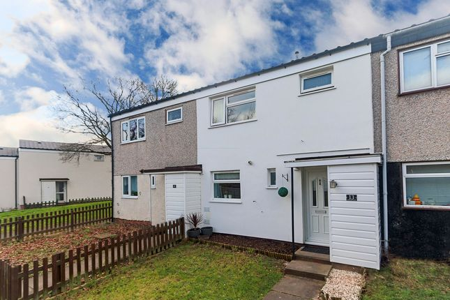 Thumbnail Terraced house for sale in Newland Close, Redditch