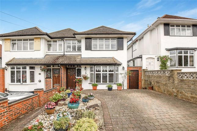 4 bed semi-detached house for sale in Oaklands Avenue, Watford