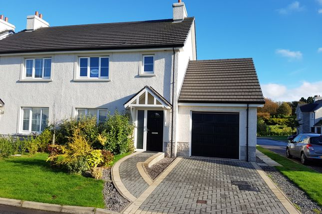 Thumbnail Semi-detached house to rent in Deeside View, Aberdeen