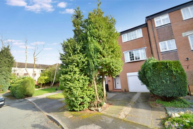 Thumbnail Town house for sale in Beech Mews, Davenport Park, Stockport, Cheshire