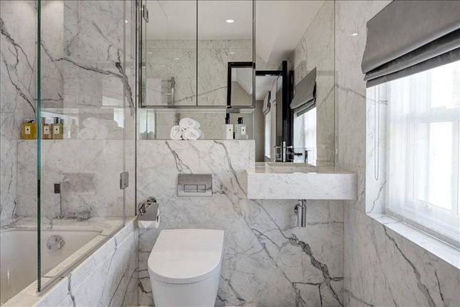 Bathroom of South Street, Mayfair, London W1K