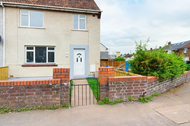 Thumbnail Terraced house to rent in Long Road, Mangotsfield, Bristol