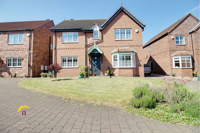 Thumbnail Detached house for sale in The Old Nursery Yard, Thorne, Doncaster