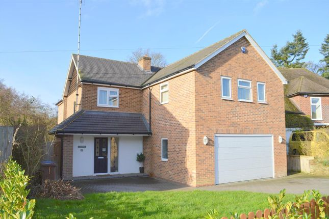 Thumbnail Detached house for sale in Short Avenue, Allestree, Derby