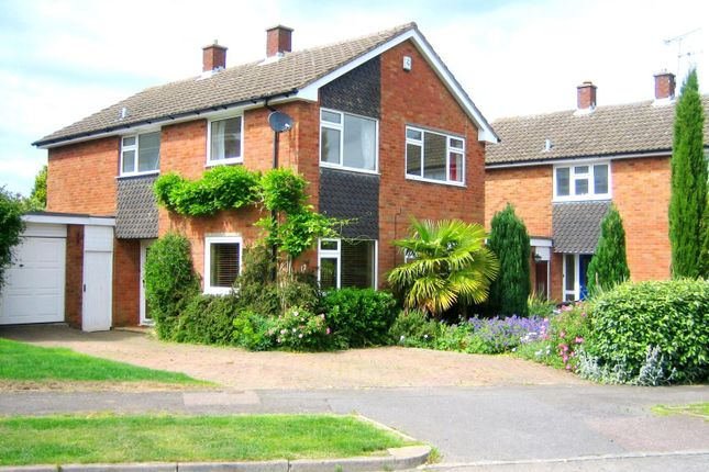 Thumbnail Link-detached house to rent in Brackendale Grove, Harpenden