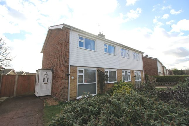 Thumbnail Semi-detached house for sale in Ramsay Way, Langney Point, Eastbourne