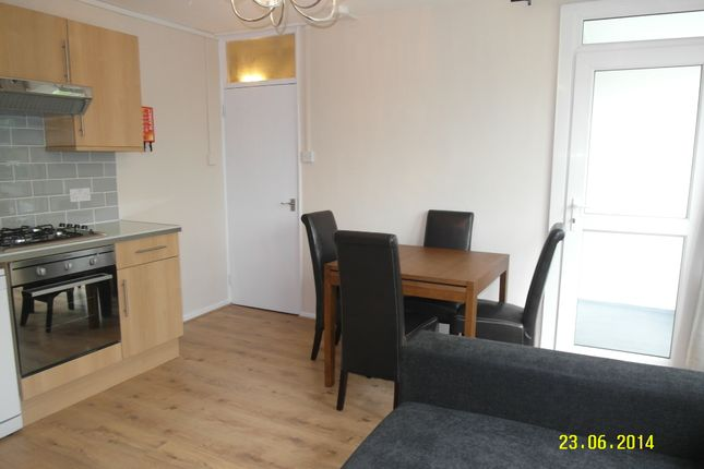 Thumbnail Duplex to rent in Silchester Road, London