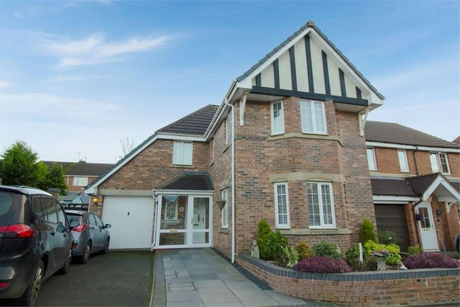 Thumbnail Detached house for sale in Cedar Drive, Northfield, Birmingham, West Midlands