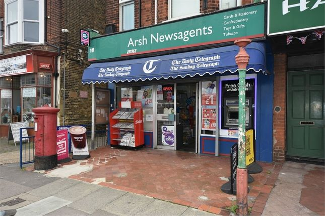 Thumbnail Commercial property for sale in Canterbury Road, Westbrook, Margate, Kent