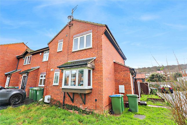 Thumbnail End terrace house for sale in Tunstock Way, Belvedere, Kent