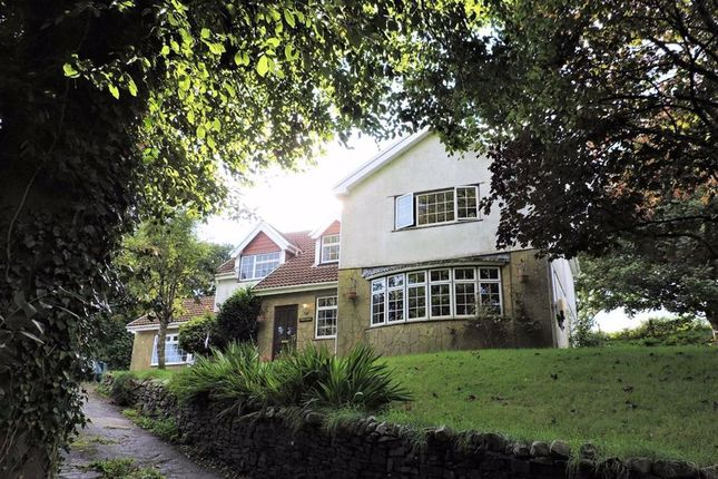 Thumbnail Detached house for sale in Cadwgan Road, Craig-Cefn-Parc, Swansea