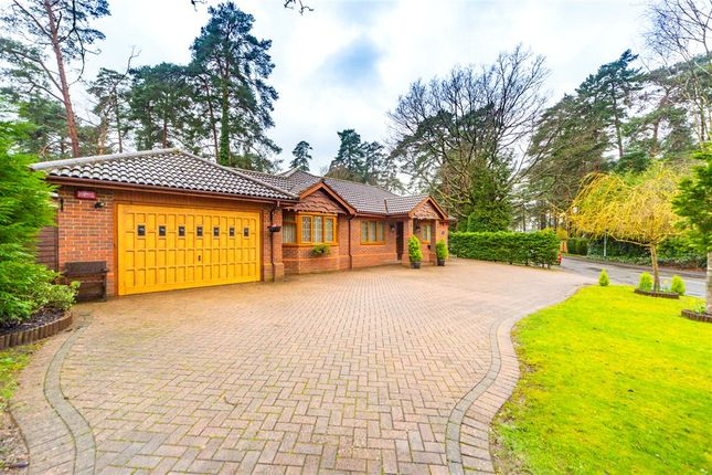 Thumbnail Bungalow for sale in Heathermount Drive, Crowthorne, Berkshire