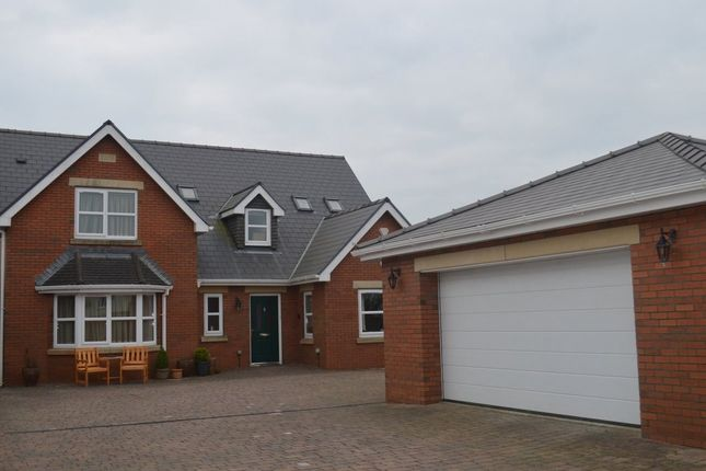 4 bed detached house for sale in Chapel Road, Three Crosses, Swansea