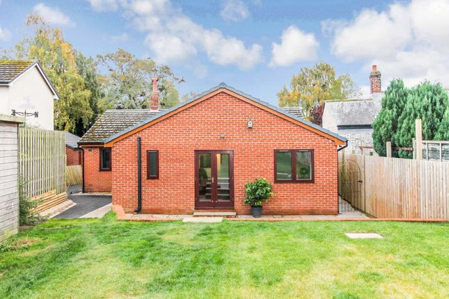 Thumbnail Detached bungalow for sale in Tarraby, Carlisle
