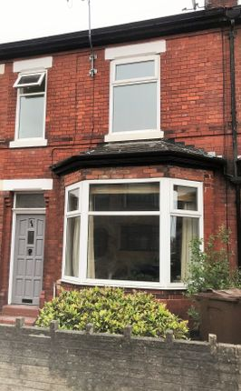 Thumbnail Terraced house to rent in Alexandra Road, Eccles, Manchester