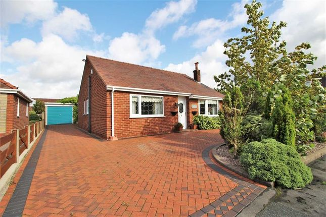 Thumbnail Detached bungalow for sale in Cloverfield, Penwortham, Preston