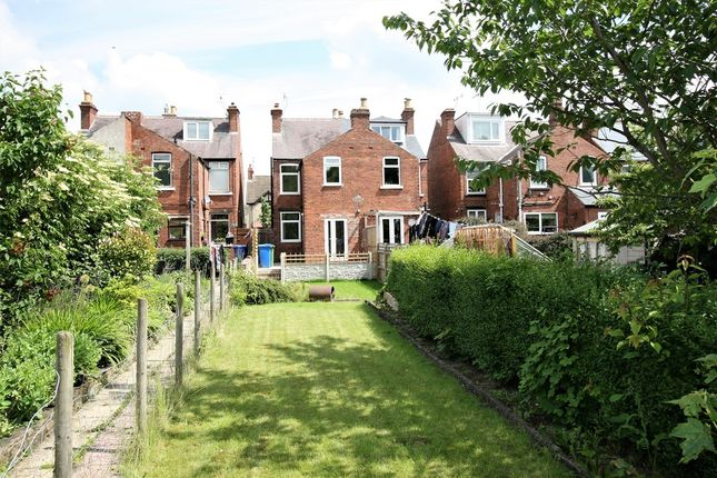 Thumbnail Semi-detached house for sale in Rhodesia Road, Brampton, Chesterfield