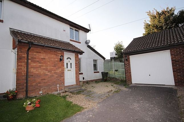 Thumbnail Semi-detached house for sale in Buckley Close, Llandaff, Cardiff