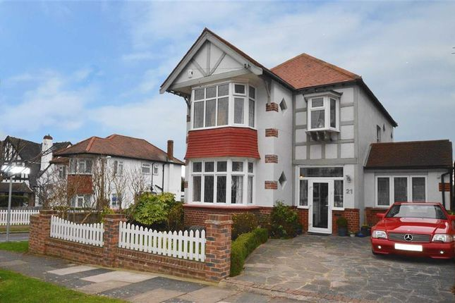 Thumbnail Detached house for sale in St Davids Drive, Leigh-On-Sea, Essex