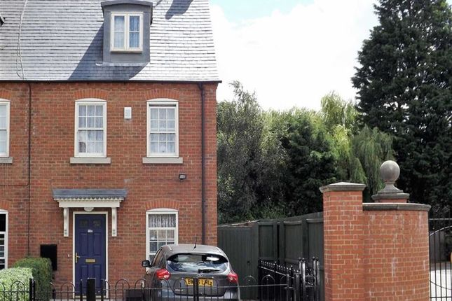 3 bed town house for sale in Park Lane, Long Sutton, Spalding