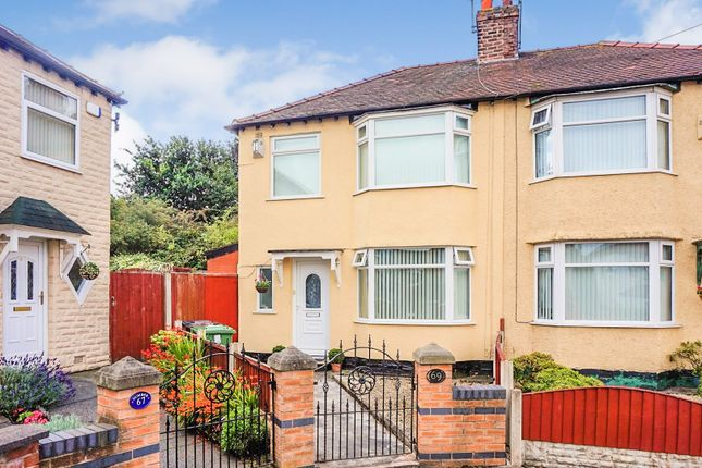 Thumbnail Semi-detached house for sale in Keir Hardie Avenue, Bootle