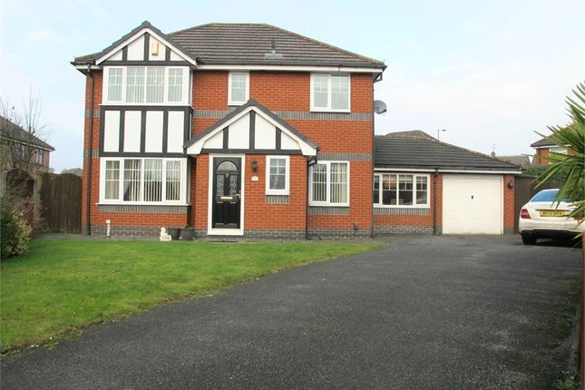 Thumbnail Detached house for sale in Swinburne Close, Liverpool, Merseyside