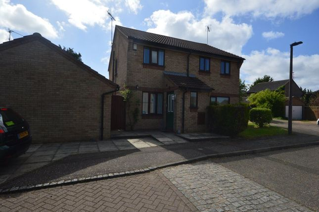 Thumbnail Property to rent in Mealsgate, Peterborough