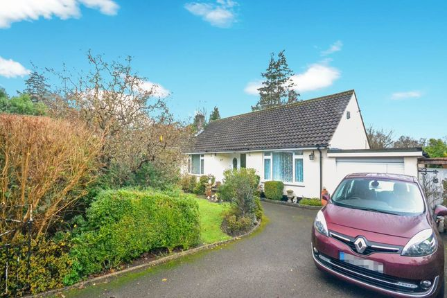Thumbnail Bungalow for sale in Martins Drive, Ferndown