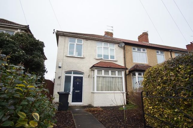 Thumbnail Semi-detached house to rent in Berkeley Road, Fishponds, Bristol