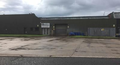 Thumbnail Light industrial to let in Unit 4, The Old Mill Industrial Estate, School Lane, Bamber Bridge, Preston