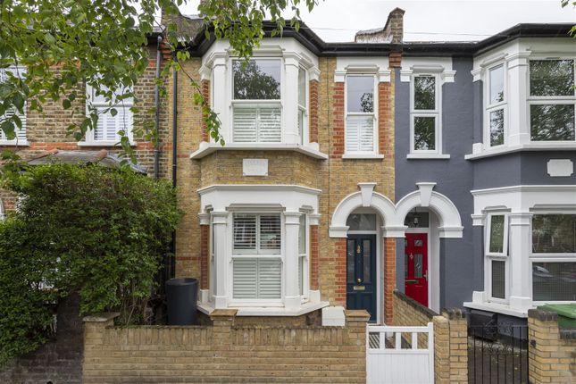Thumbnail Terraced house for sale in Coleridge Road, London