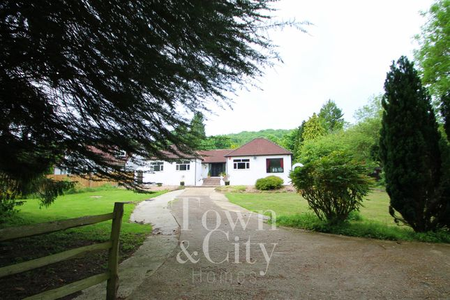 Thumbnail Detached bungalow for sale in Knatts Valley Road, Knatts Valley, Sevenoaks