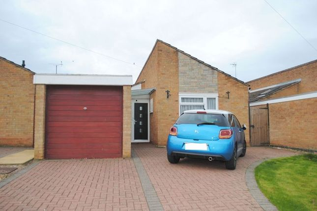 Thumbnail Bungalow for sale in Ashridge Close, Rushden