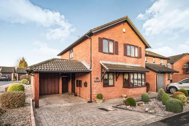 Thumbnail Detached house for sale in Bridgetown Road, Stratford Upon Avon, Warwickshire
