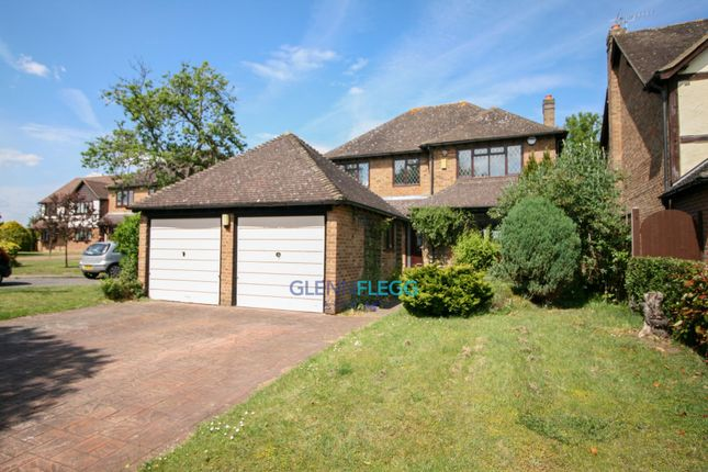 Thumbnail Detached house for sale in Bowmans Close, Burnham, Slough