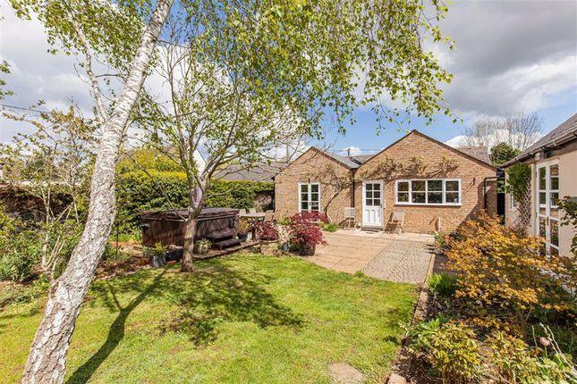 Thumbnail Detached bungalow for sale in Lawton Avenue, Carterton, Oxfordshire