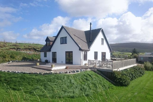 Thumbnail Detached house for sale in Earlish, Portree